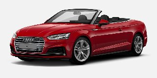 AUDI A5 CABRIOLET MY17 40 TFSI SPORT S-TRONIC