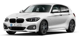 BMW 1 SERIES 5-DOOR FACELIFT 120i M SPORT SHADOW EDT STEPTRONIC