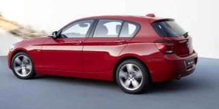 BMW 1 SERIES 5-DOOR FACELIFT 118i SPORT LINE
