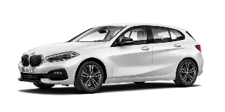 1 BMW 1 SERIES 5-DOOR FACELIFT 118i M SPORT