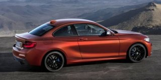 BMW 2 SERIES COUPE FACELIFT 220d M SPORT