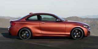 BMW 2 SERIES COUPE FACELIFT 220d SPORT LINE
