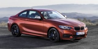 BMW 2 SERIES COUPE FACELIFT 220i M SPORT STEPTRONIC