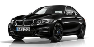 BMW 2 SERIES COUPE FACELIFT M240i M SPORT SPORT STEPTRONIC