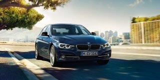 1 BMW 3 SERIES SEDAN 318i LUXURY