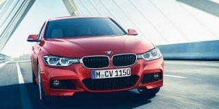 1 BMW 3 SERIES SEDAN 318i M SPORT