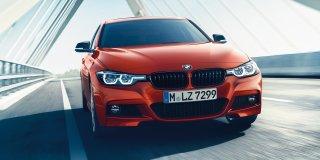 BMW 3 SERIES SEDAN 320d M SPORT SHADOW EDT