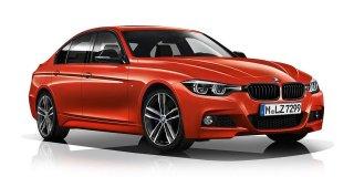 BMW 3 SERIES SEDAN 330i M SPORT SHADOW EDT