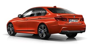 BMW 3 SERIES SEDAN 340i M SPORT SHADOW EDT SPORT STEPTRONIC