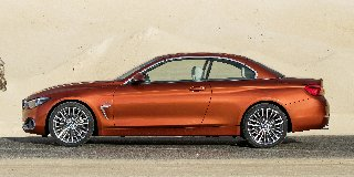 BMW 4 SERIES CONVERTIBLE FACELIFT 420i M SPORT