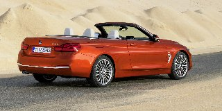 BMW 4 SERIES CONVERTIBLE FACELIFT 420i SPORT LINE