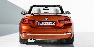 BMW 4 SERIES CONVERTIBLE FACELIFT 430i