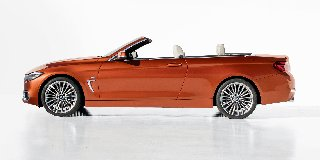BMW 4 SERIES CONVERTIBLE FACELIFT 430i M SPORT