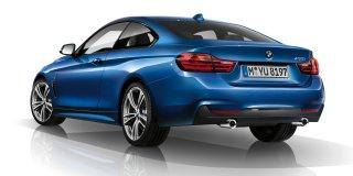 BMW 4 SERIES COUPE 420i M SPORT SPORT STEPTRONIC