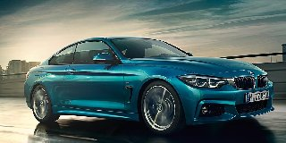 BMW 4 SERIES COUPE FACELIFT 420d LUXURY LINE