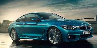 BMW 4 SERIES COUPE FACELIFT 420d M SPORT SPORT STEPTRONIC