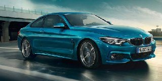 BMW 4 SERIES COUPE FACELIFT 420i M SPORT SPORT STEPTRONIC
