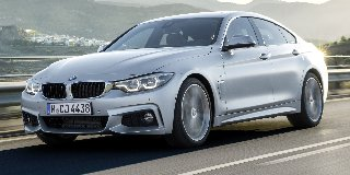 BMW 4 SERIES GRAN COUPE FACELIFT 420d LUXURY LINE STEPTRONIC