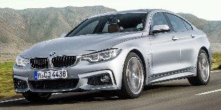 BMW 4 SERIES GRAN COUPE FACELIFT 420d SPORT LINE STEPTRONIC