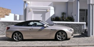 BMW 6 SERIES CONVERTIBLE FACELIFT 640i M SPORT SPORT STEPTRONIC