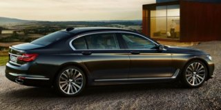 BMW 7 SERIES 740e M SPORT STEPTRONIC