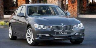 BMW 3 SERIES SEDAN 320i LUXURY LINE SPORTS STEPTRONIC
