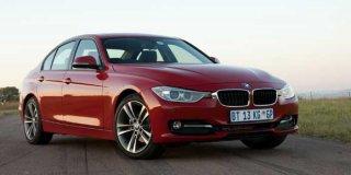 BMW 3 SERIES SEDAN 320d M SPORT SPORTS STEPTRONIC