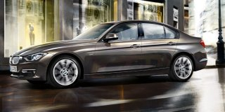 BMW 3 SERIES SEDAN 330d LUXURY LINE SPORTS STEPTRONIC