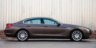 BMW 6 SERIES GRAN COUPE FACELIFT 640d INDIVIDUAL SPORT STEPTRONIC