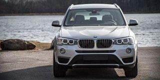 BMW X3 xDRIVE30d STEPTRONIC
