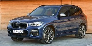 BMW X3 MY18 xDRIVE20d xLINE STEPTRONIC