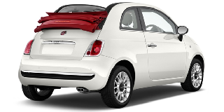FIAT 500 0.9 TWIN AIR LOUNGE CABRIOLET (85HP)