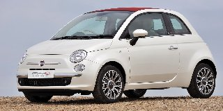 FIAT 500 SERIES 6 0.9 LOUNGE CABRIOLET (85HP)