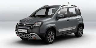 FIAT PANDA 0.9 CROSS 4X4