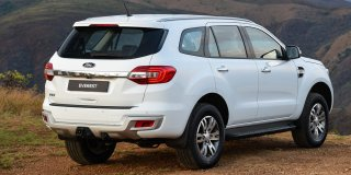 FORD EVEREST 3.2 TDCI XLT