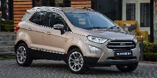 1 FORD ECOSPORT 1.0 ECOBOOST TREND