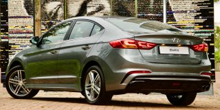 HYUNDAI ELANTRA 1.6 EXECUTIVE AT