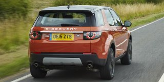 LAND ROVER DISCOVERY SPORT MY17 2.0 Si4 HSE AT