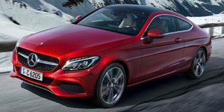 MERCEDES C-CLASS COUPE C 200 AMG 7G-TRONIC