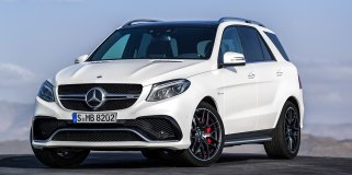 MERCEDES GLE SUV MERCEDES-AMG 63 SPEEDSHIFT PLUS 7G-TRONIC