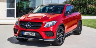 MERCEDES GLE COUPE MERCEDES-AMG GLE 63 S SPEEDSHIFT PLUS 7G-TRONIC