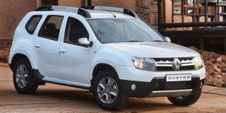 RENAULT DUSTER 1.6 EXPRESSION 4X2