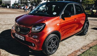 smart forfour 1.0 passion+urban AT