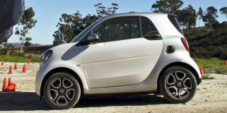 smart fortwo 1.0 base