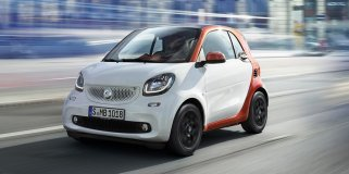 1 smart fortwo 1.0 passion+urban