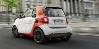 1 smart fortwo 1.0 passion+sport