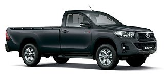 TOYOTA HILUX 2.4 GD-6 RB SRX AT