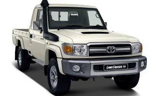 TOYOTA LAND CRUISER 79 4.5D V8 PICK-UP