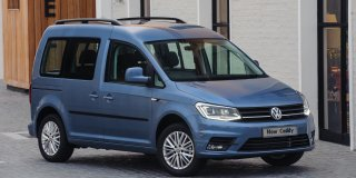 VOLKSWAGEN CADDY CREW BUS MY18 1.6i