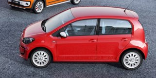 VOLKSWAGEN up! MY18 TAKE 1.0 5-DOOR